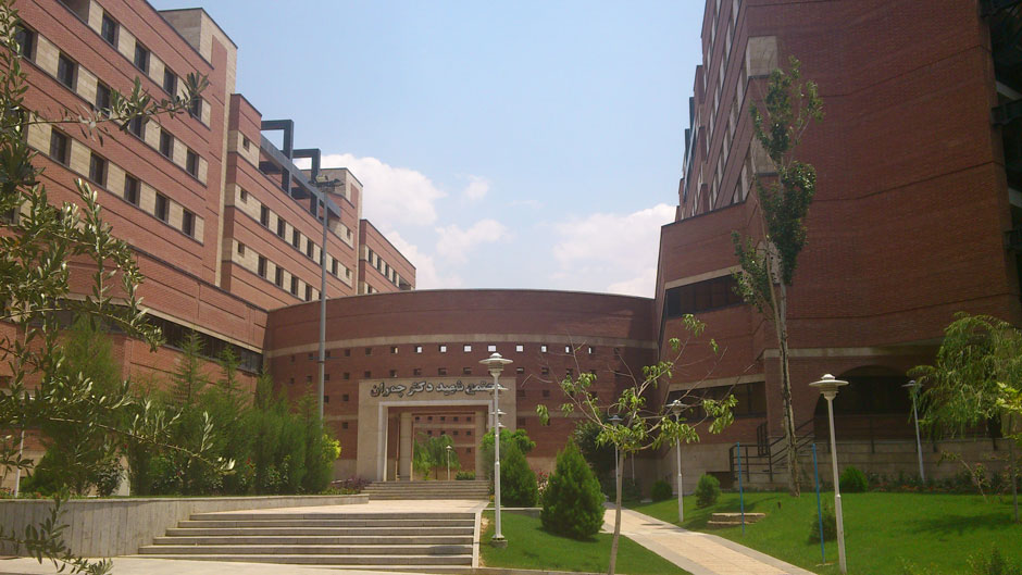 دانشکدههای برق و صنایع دانشگاه علم و صنعت