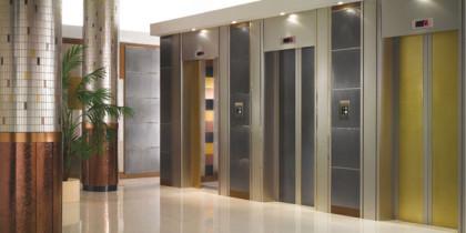 هوشمندسازی هال آسانسور، لابی، راهرو با BMS