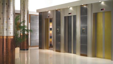هوشمندسازی لابی، راهرو، هال و آسانسور با BMS